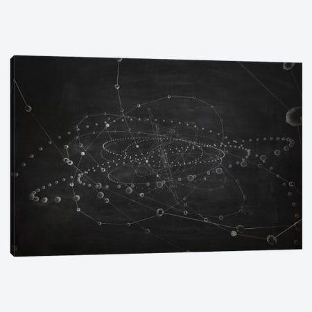 Core II (Dark) Canvas Print #MBA24} by Marco Bagni Canvas Art Print