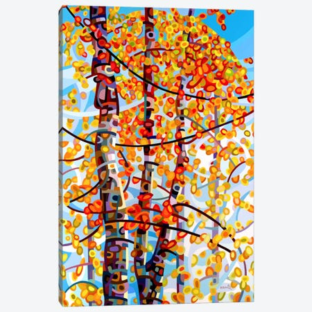 Panoply Canvas Print #MBD12} by Mandy Budan Canvas Artwork