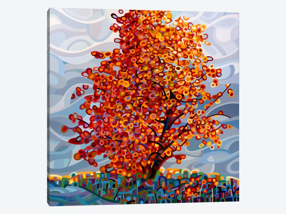 Stormlight by Mandy Budan 1-piece Canvas Print
