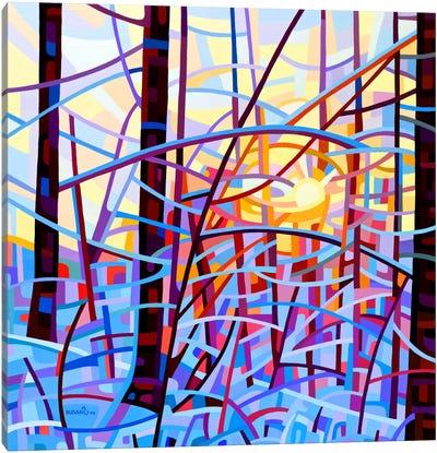 Sunrise Canvas Print #MBD21