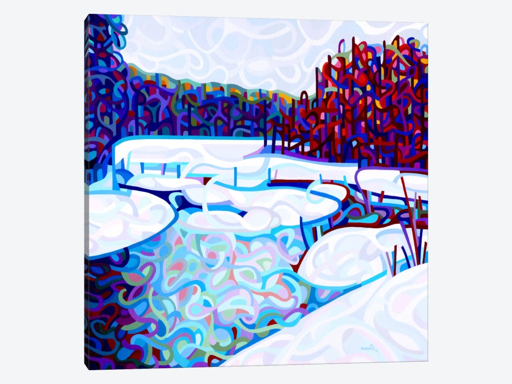 Thaw by Mandy Budan 1-piece Canvas Art