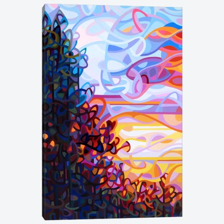 Crescendo Canvas Print #MBD3} by Mandy Budan Canvas Artwork