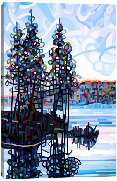 Haliburton Morning Canvas Art Print