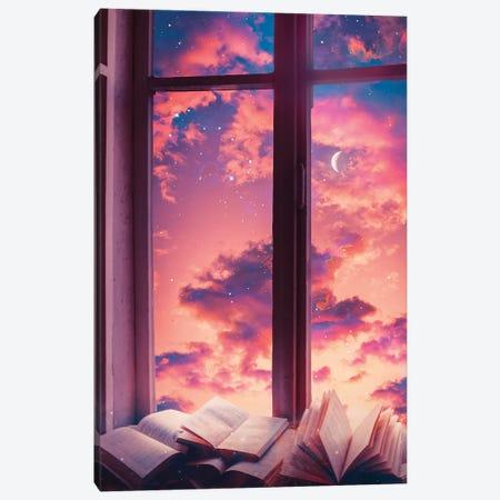 Dreamer Canvas Print #MBK24} by Marischa Becker Canvas Art Print