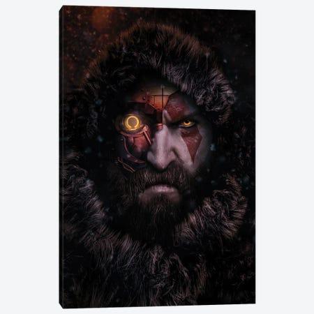 Kratos Canvas Print #MBK48} by Marischa Becker Canvas Art