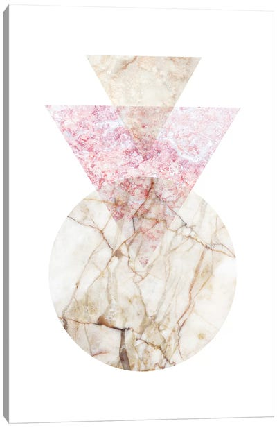 Marble IV Canvas Art Print