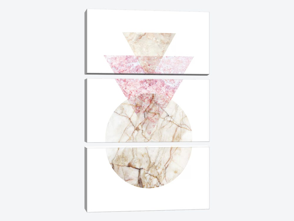 Marble IV by Marble Art Co 3-piece Canvas Print