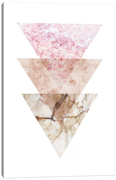 Marble V Canvas Art Print