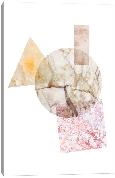 Marble IX Canvas Art Print