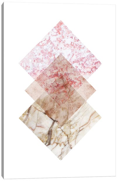 Marble XI Canvas Art Print