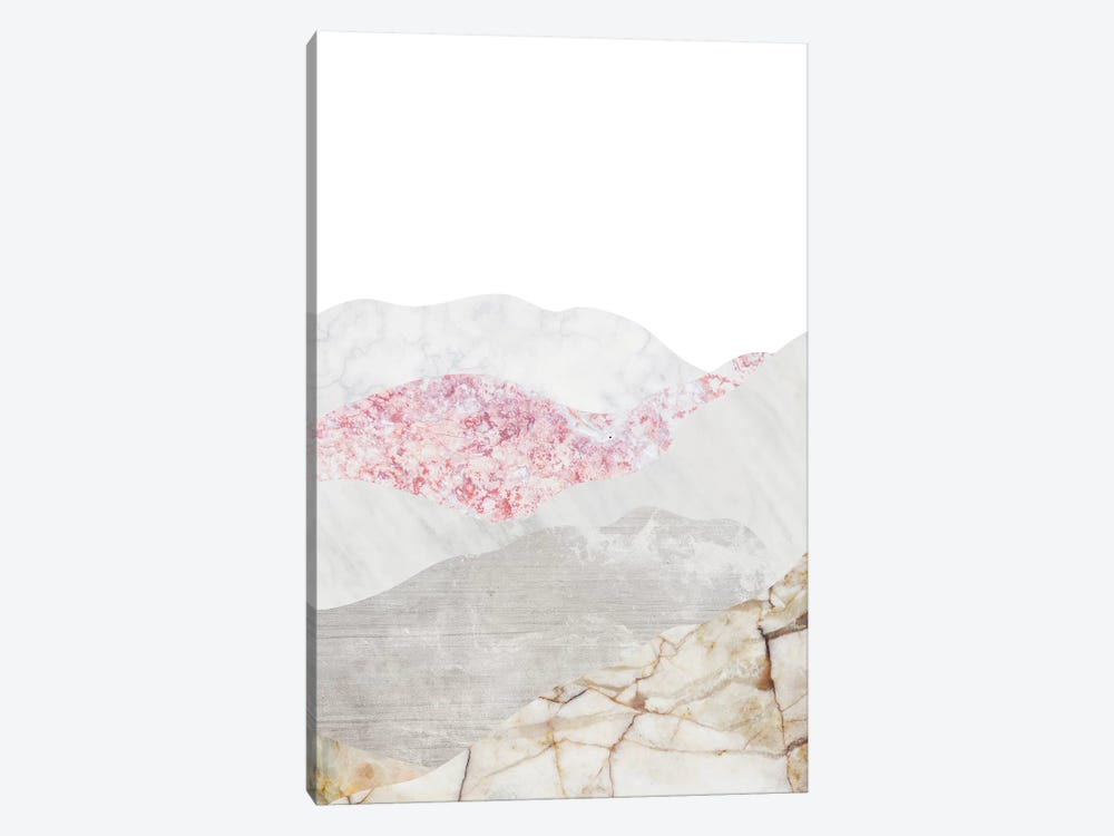 Mountain I by Marble Art Co 1-piece Art Print