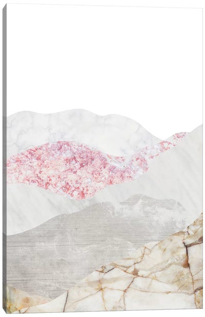 Mountain I Canvas Art Print