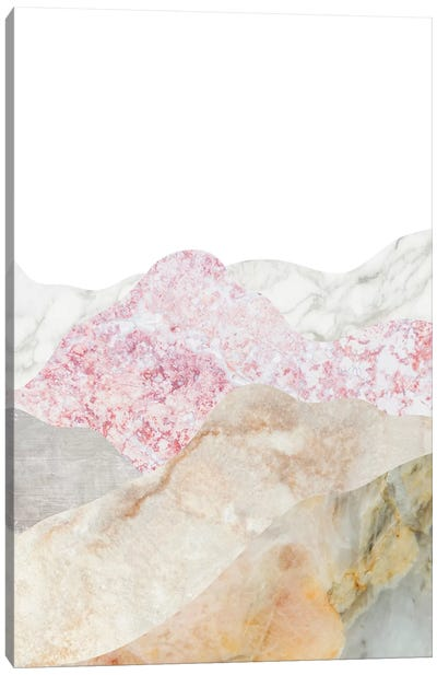 Mountain II Canvas Art Print