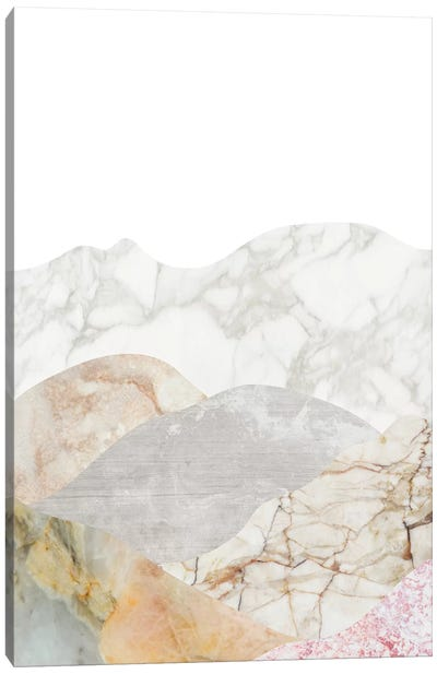 Mountain III Canvas Art Print