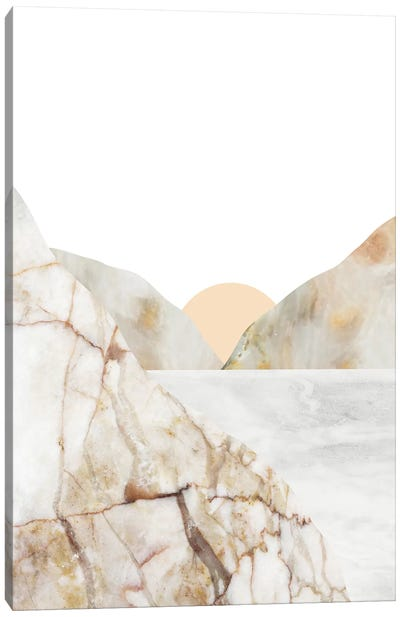 Mountain VI Canvas Art Print
