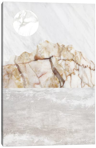 Mountain VII Canvas Art Print