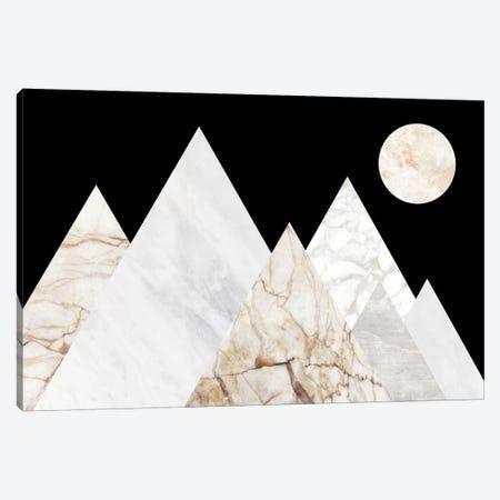 Peak Landscape I 3-Piece Canvas #MBL29} by Marble Art Co Art Print