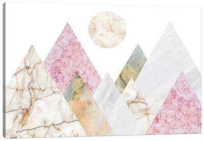 Peak Landscape II Canvas Art Print
