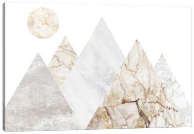 Peak Landscape V Canvas Art Print