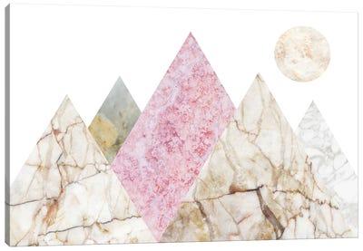 Peak Landscape VI Canvas Art Print