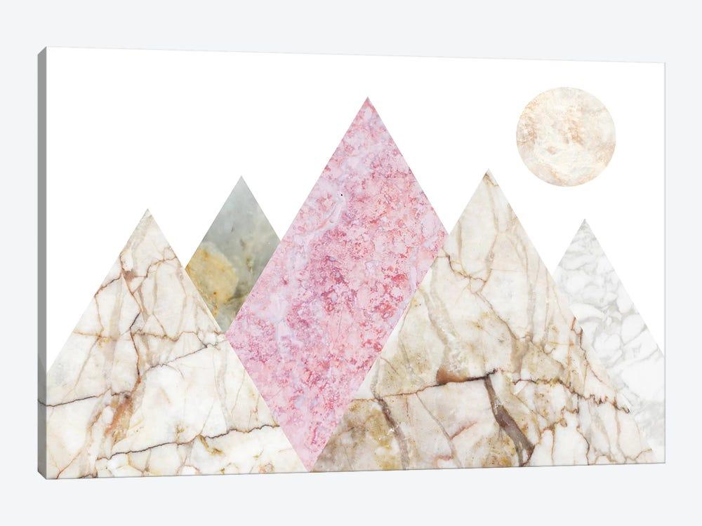 Peak Landscape VI by Marble Art Co 1-piece Canvas Art Print
