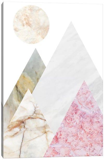 Peak IV Canvas Art Print