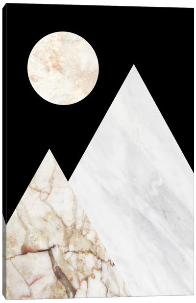 Peak V Canvas Art Print