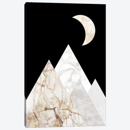 Peak VI Canvas Print #MBL39} by Marble Art Co Canvas Artwork