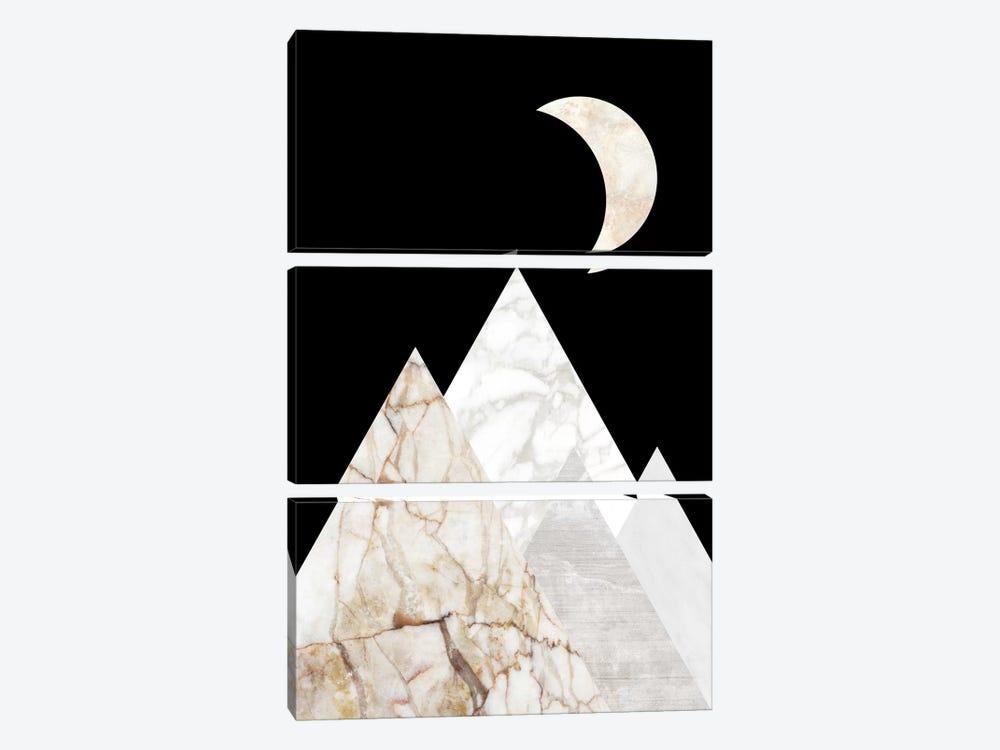 Peak VI by Marble Art Co 3-piece Art Print