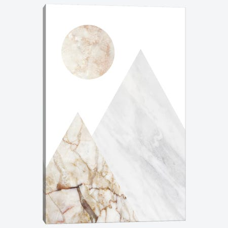 Peak VII Canvas Print #MBL40} by Marble Art Co Canvas Print