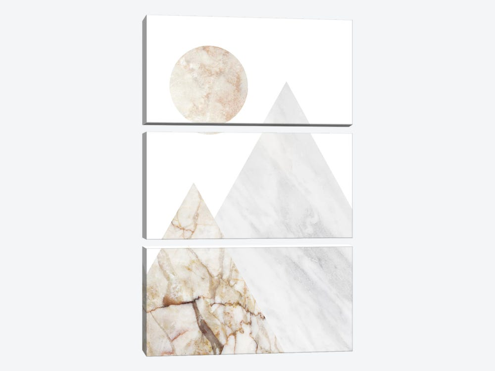 Peak VII by Marble Art Co 3-piece Art Print