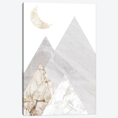 Peak IX Canvas Print #MBL42} by Marble Art Co Canvas Art Print