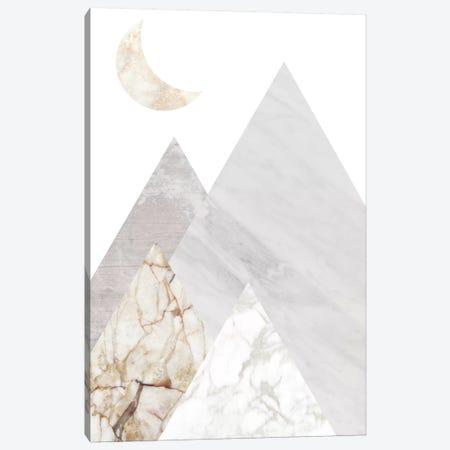 Peak IX Canvas Print #MBL42} by Marble Art Co Canvas Art Print