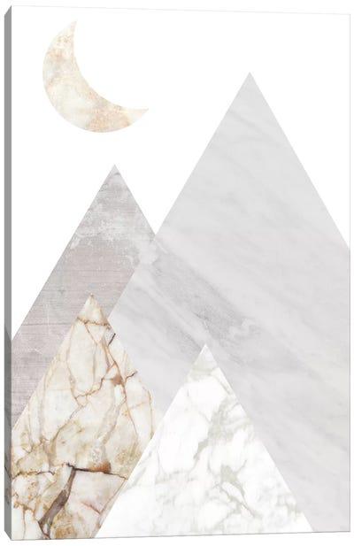 Peak IX Canvas Art Print