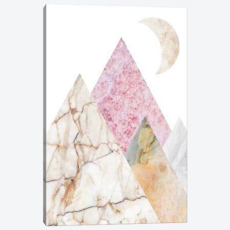 Peak XI Canvas Print #MBL44} by Marble Art Co Canvas Art