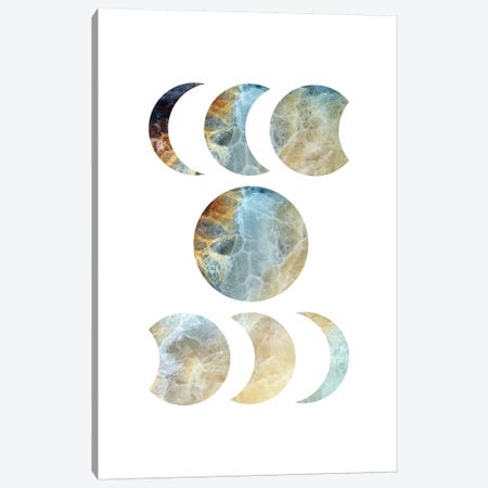 Space IX Canvas Print #MBL49} by Marble Art Co Art Print