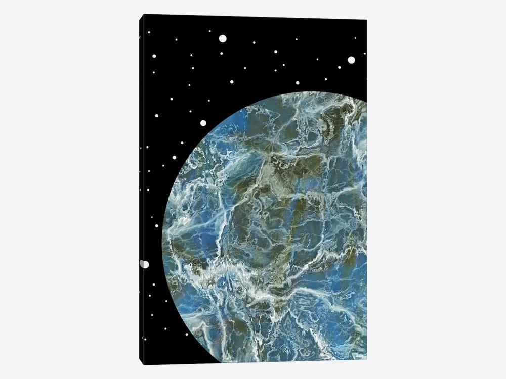 Space XV by Marble Art Co 1-piece Canvas Art