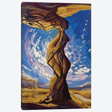 Mother Nature Canvas Print #MBN23} by Marina Beresneva Art Print