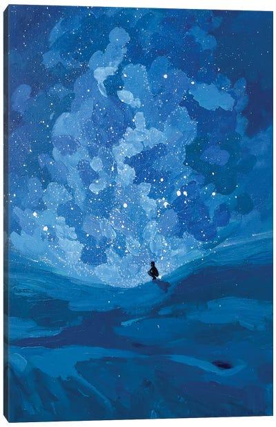 Starcatcher Canvas Art Print