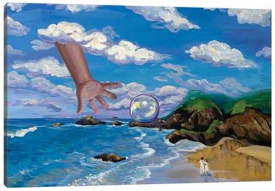 Bubble Canvas Art Print