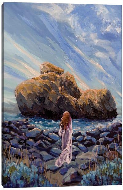 Hope Island Canvas Art Print