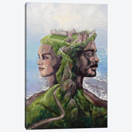 Different Views Canvas Print #MBN46} by Marina Beresneva Canvas Wall Art