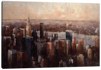 Meet Me At… Canvas Art Print