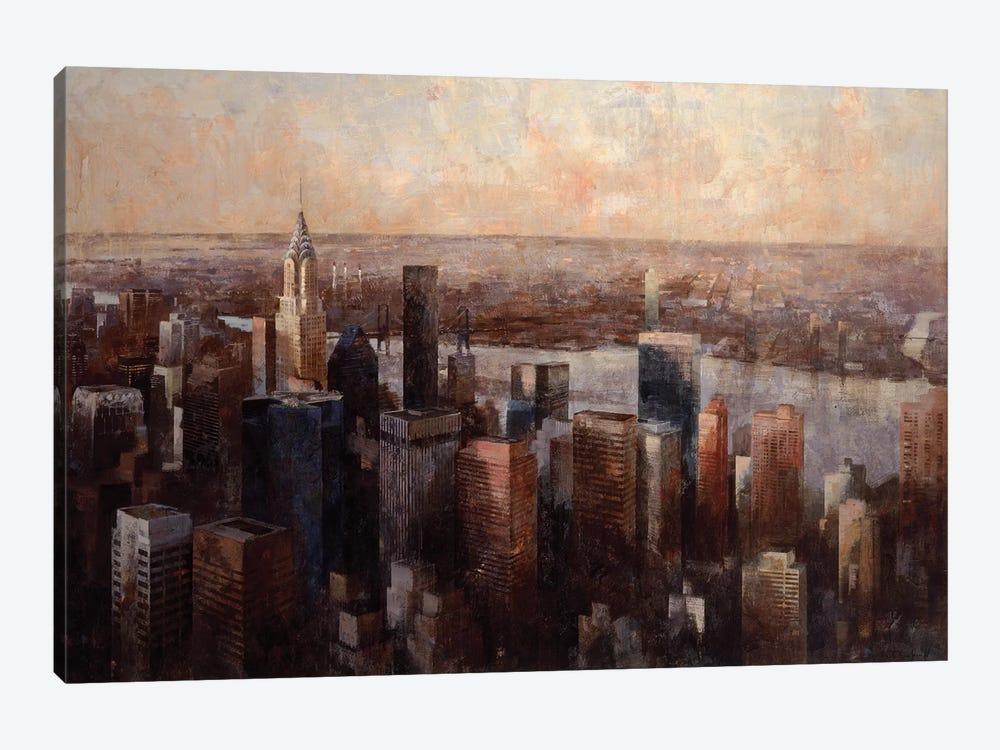 Meet Me At… by Marti Bofarull 1-piece Canvas Artwork