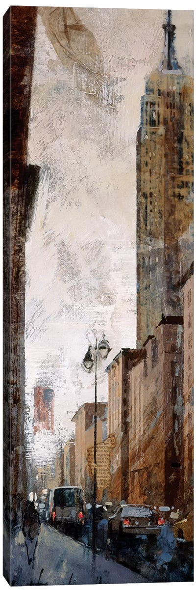 Skyscraper I - Empire State Building Canvas Art Print