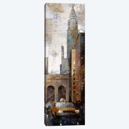 Skyscraper II - Chrysler Building Canvas Print #MBO9} by Marti Bofarull Canvas Print
