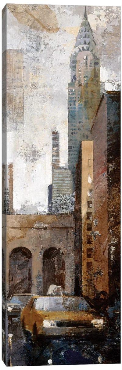 Skyscraper II - Chrysler Building Canvas Art Print
