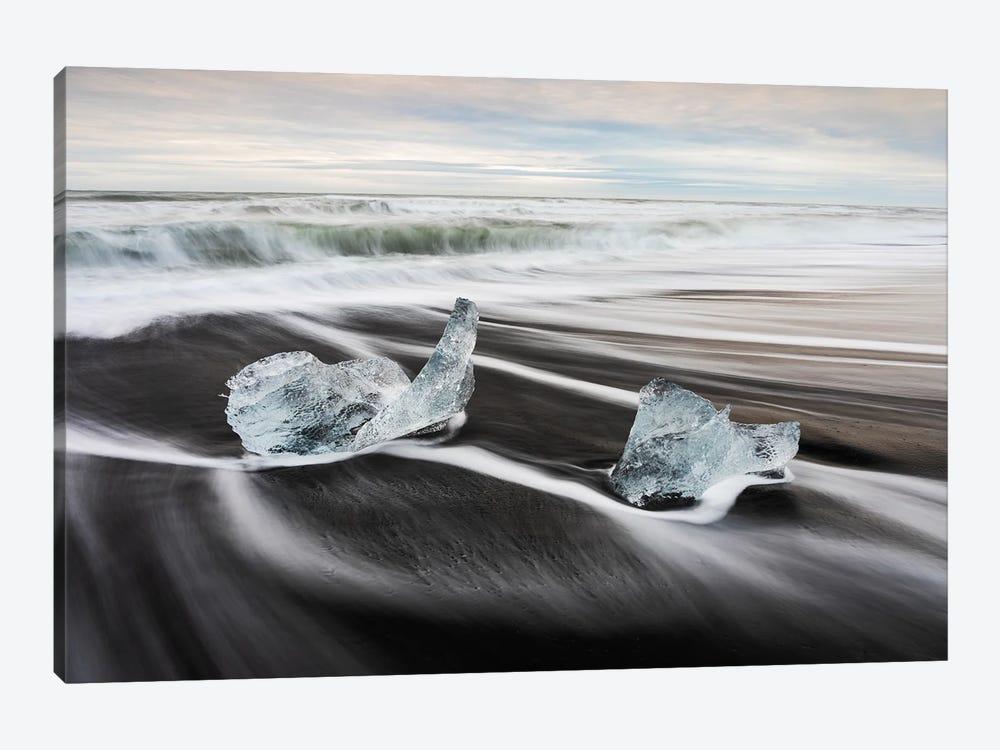 Diamond Beach by Mauro Battistelli 1-piece Canvas Print