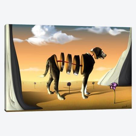 Drina Canvas Print #MCA11} by Marcel Caram Canvas Artwork