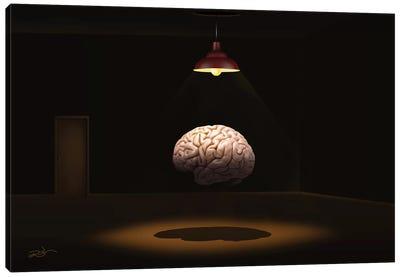 Cerebro (Brain) Canvas Art Print